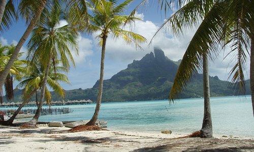 View if Bora Bora