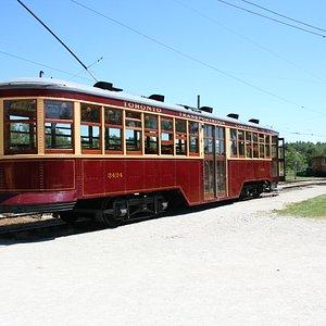 1921 Peter Witt streetcar