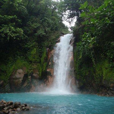 Rio Celeste National Park, Costa Rica