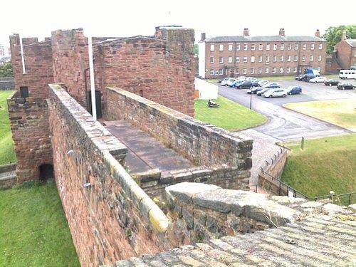 Castle Exterior