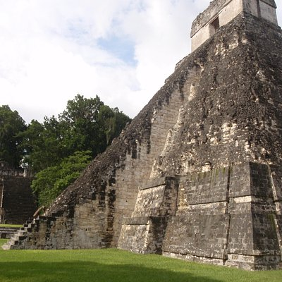 Pyramide Tikal