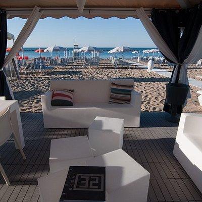Gazebo Spiaggia Gabicce Mare bagni 32