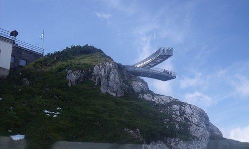Alspix aus der Alpspitzbahn