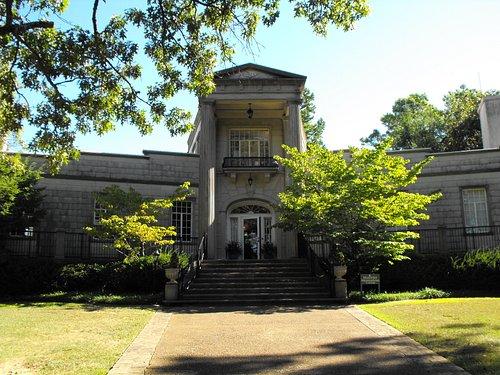 The home of Dr. Burritt