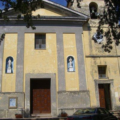 St. Joseph's Church / Chiesa San Giuseppe