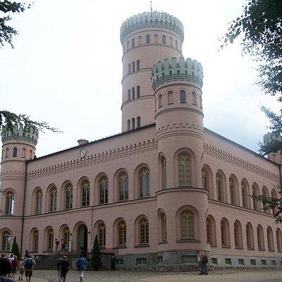 Das Jagdschloss Granitz