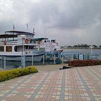 Besides the tour boats of Lumbini