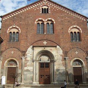 サン・シンプリチャーノ教会