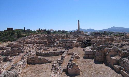 Ancient Aegina Temple of Apollo