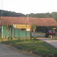 Ferradura Park entrance