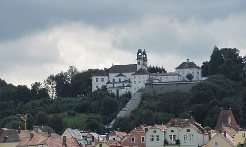 panorama seen from the centre