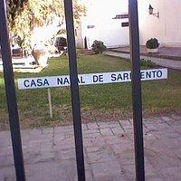 casa museo de Domingo F.Sarmiento Salta.