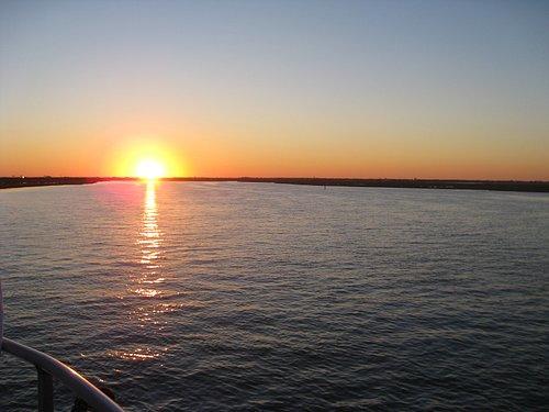 Beautiful Sunset Cruise!