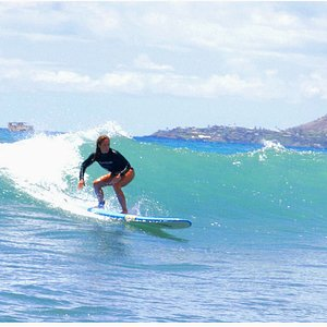 Sunny days and perfect waves!