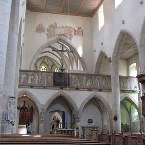 part of the interior