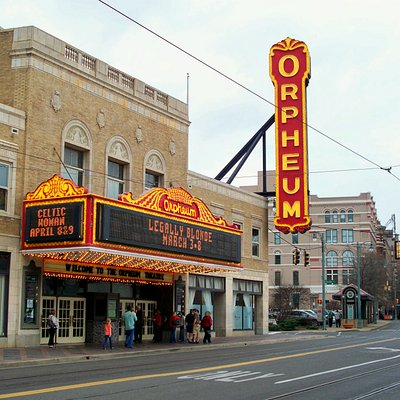 The Orpheum Theater