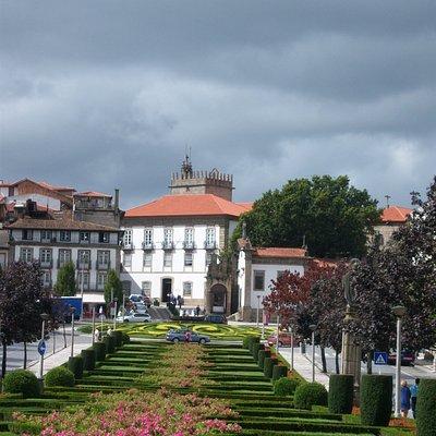Gardens of Guimaraes