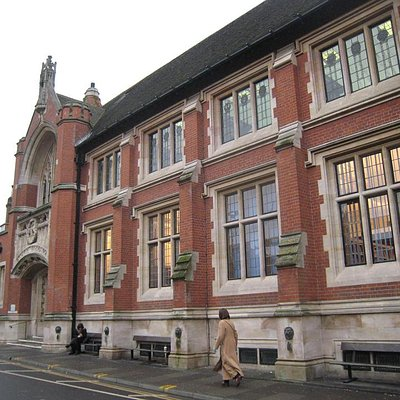 The Nothgate St,  Ipswich,  Library