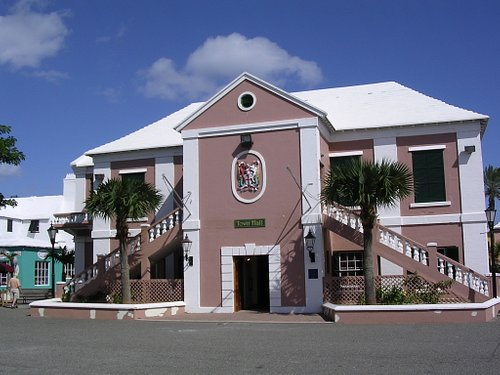 Town Hall of St. George