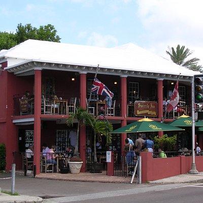 Swizzle Inn - Bermuda