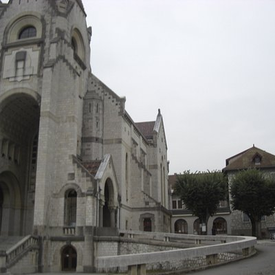 The exterior