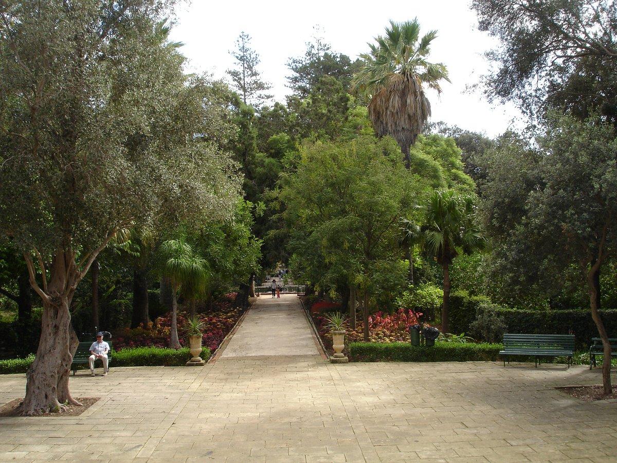 o que fazer em Malta: Jardins de San Anton
