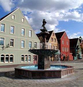 Stoudtburg Village Plaza
