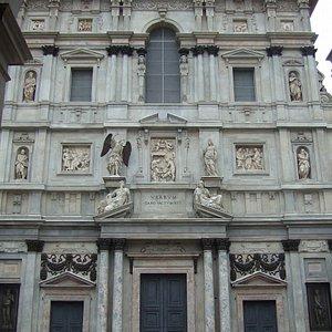 サンタ・マリア・デイ・ミラコリ・プレッソ・サン・チェルソ教会