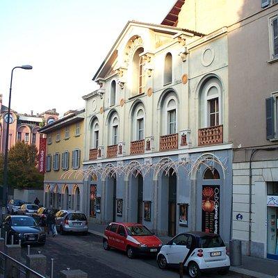 Teatro Studio (facciata principale)