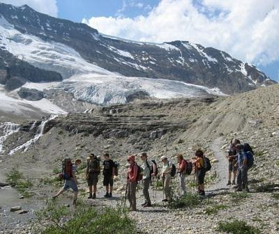 Guided Hikes in the Canadian Rockies