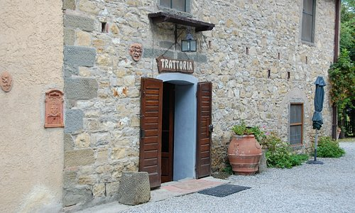 Entrance to Resturant