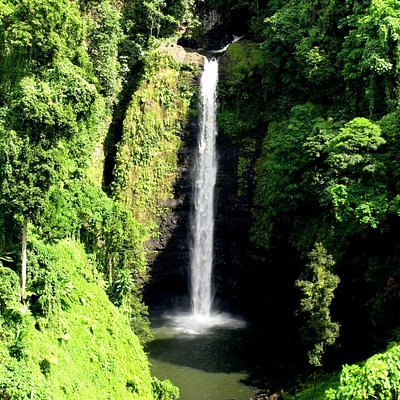 Sopoaga Falls, Samoa