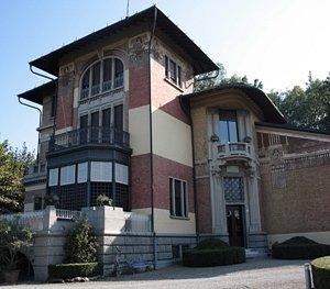 """Exquisite example of Emilia Romagna """"liberty"""""""