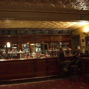 Ground floor pub