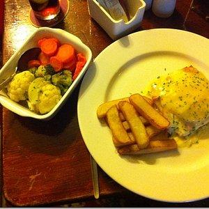Chicken New Yorker £4.95