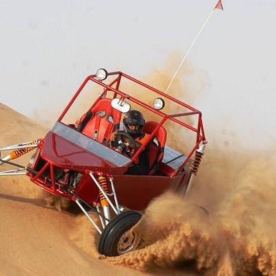 Dune Buggy Experience in Dubai