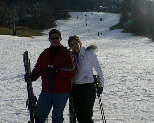 Despues de esquiar