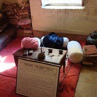 Typical marwari office of yesteryears