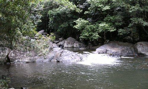 Crystal Cascades