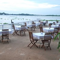 Seafood Restaurant by the Water Front
