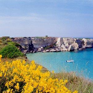 Otranto coast (dino Longo photo)