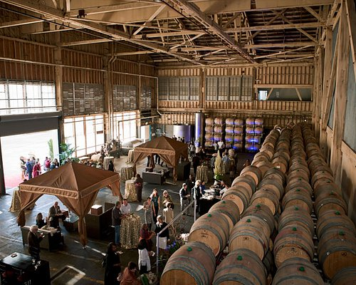 The Winery in San Francisco: The Winery is the perfect place for you and your guests to experien
