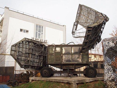 Cold War Radar