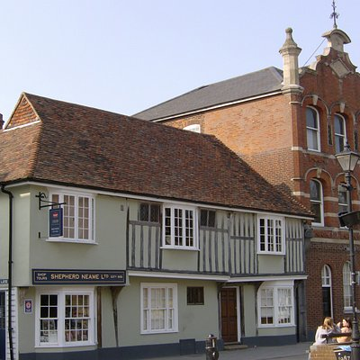 Shepherd Neame Visitor Centre/Shop