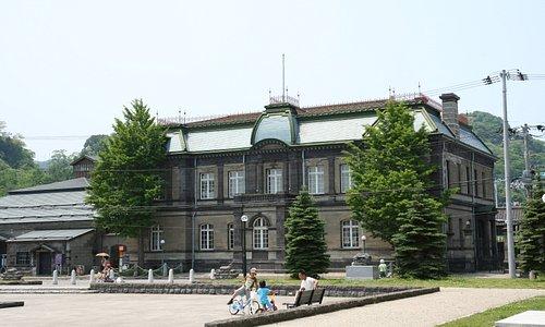 旧日本郵船株式会社小樽支店の建物です。