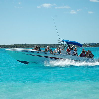 Come join us for a trip to the cays!