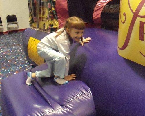 Jump!Zone bounce equipment