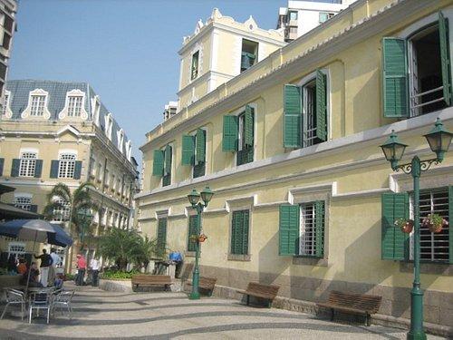 Street of exterior