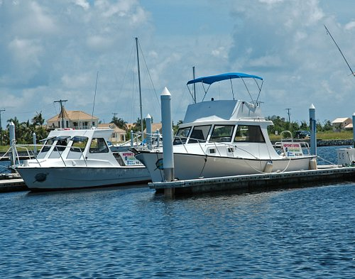 Our boats - Neptune and Poseidon