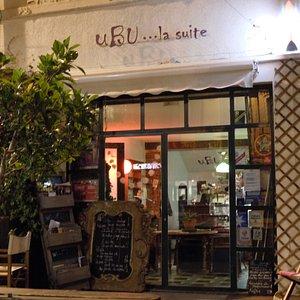 uBU...la suite, by night!